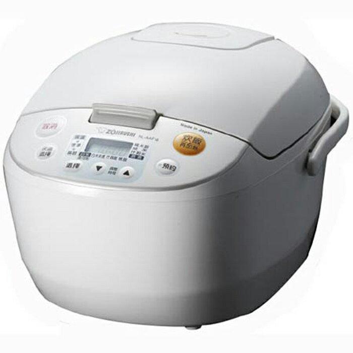 【象印】6人份微電腦電子鍋 (NL-AAF10)