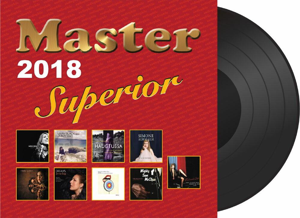 Master發燒碟2018 Master Superior Audiophile 2018 (Vinyl LP) 【Master】 1