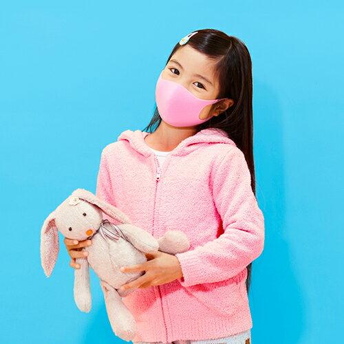 《日本製》PITTA高密合可水洗口罩 一包3入(黑 / 灰 / 白) 4