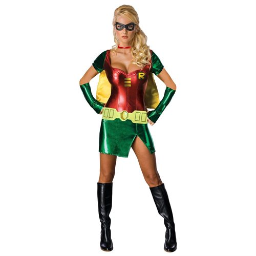 Adult Sexy Robin Costume 0
