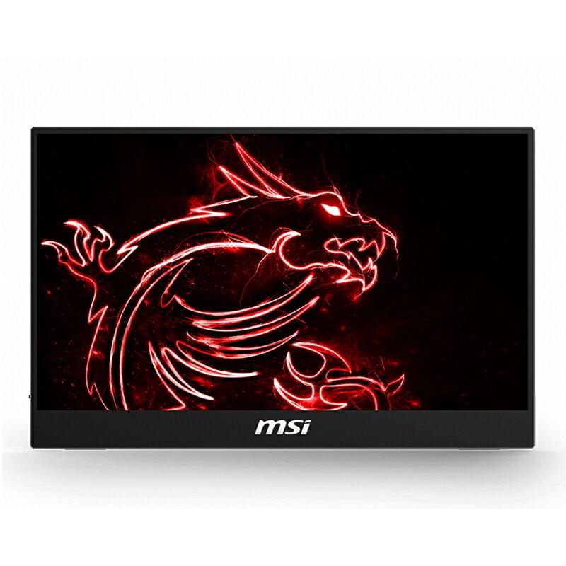 [免運速出] MSI 微星 OPTIX MAG161V 15.6吋 IPS FHD 電競螢幕 PCHot