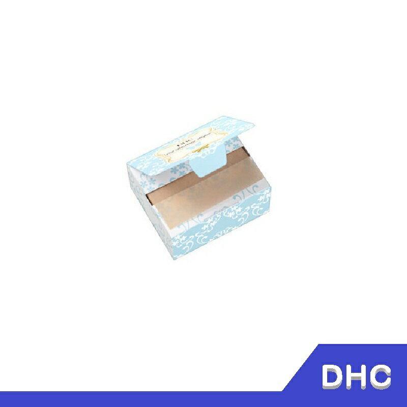 日本境內版 DHC 桌上型吸油面紙(500張入)【RH shop】日本代購