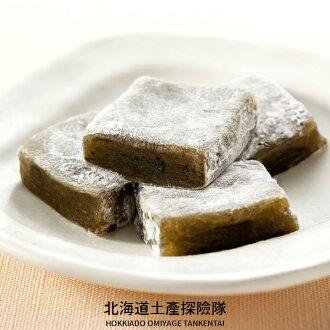 「日本直送美食」[HORI] 昆布麻糬 ~ 北海道土產探險隊~
