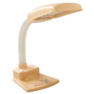 小玩子 大寶熊 ML-27W 電子式護眼檯燈 人體工學 簡單 造型 可愛 台灣製 UY-2707