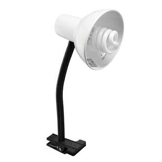 小玩子 日暉 鵝頸式 節能 夾燈 檯燈 床頭燈 實用 方便 看書 台灣製造 S-605