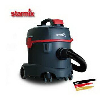 德國Starmix吸特樂多功能乾式靜音真空吸塵器 TS 1214