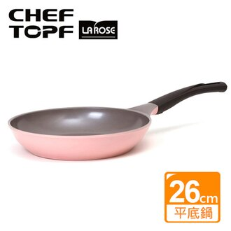 韓國 Chef Topf LaRose 玫瑰鍋【26cm 平底鍋】不挑色