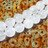 [奶白晶]天然寶石 10mm圓形珠 diy飾品散珠 1