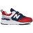 Shoestw【PZ997HEA】NEW BALANCE NB997 中童鞋 運動鞋 黏帶 免綁帶 Wide 網布 紅藍白 法國配色 0