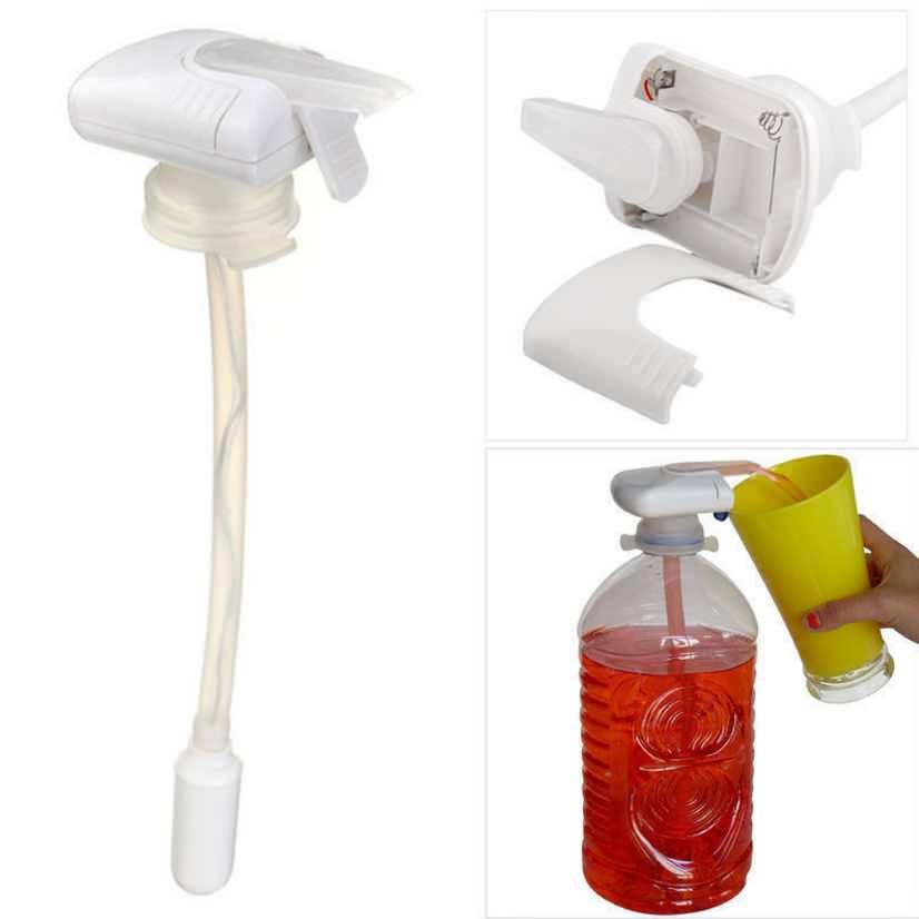 自動飲料吸管器 電動吸管 自動飲水器 D50501 【H00380】