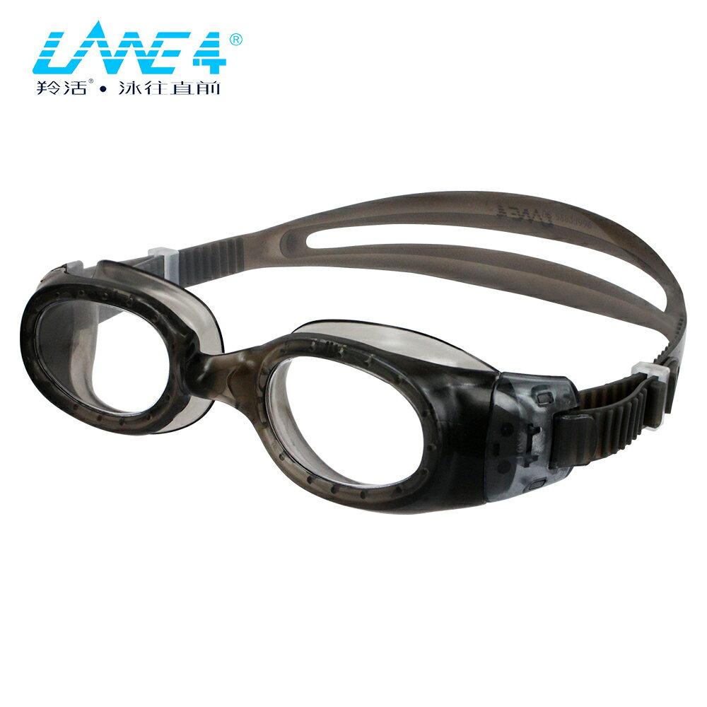 LANE4羚活青少年用抗UV舒適泳鏡 A331 4