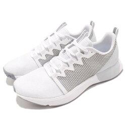 【REEBOK】REEBOK ELEMENT 運動鞋 慢跑鞋 男鞋 白色 -CN8491