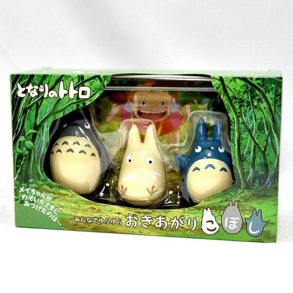 TOTORO龍貓不倒翁可玩可擺飾日本帶回正版