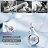 項鍊 925純銀 正版 Dancing Stone懸浮閃動項鍊--維納斯的眼淚 日本 Crossfor正式官方授權 6