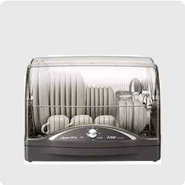小倉家 三菱 MITSUBISHI【TK-TS7S】不鏽鋼烘碗機 六人份 90度高溫殺菌 除臭 抗菌