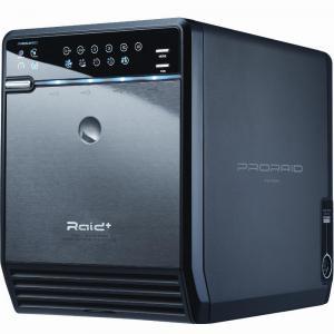 【PRORAID】四層式USB3.0+eSATA3.5吋磁碟陣列硬碟外接盒HFR2-SU3S2