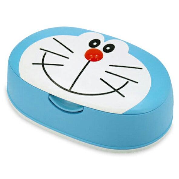 AKACHAN阿卡將:LEC哆啦A夢造型盒純水溼紙巾-80枚