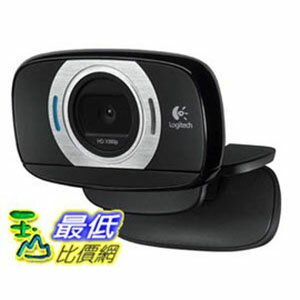 玉山最低比價網:[106美國直購]LogitechHDLaptopWebcamC615withFold-and-GoDesign,360-DegreeSwivel,1080pCamera