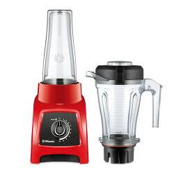 ★限量贈0.6L隨行杯*1(共兩個) 美國 Vita-Mix 維他美仕 全營養調理機 S30 輕饗型 黑/ 紅 /白