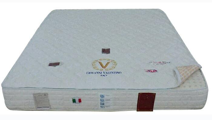 【尚品傢俱】331-01 范倫鐵諾高科技能量乳膠雙人5尺床墊~