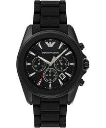 ARMANI 亞曼尼 AR6092探險者計時腕錶 黑面