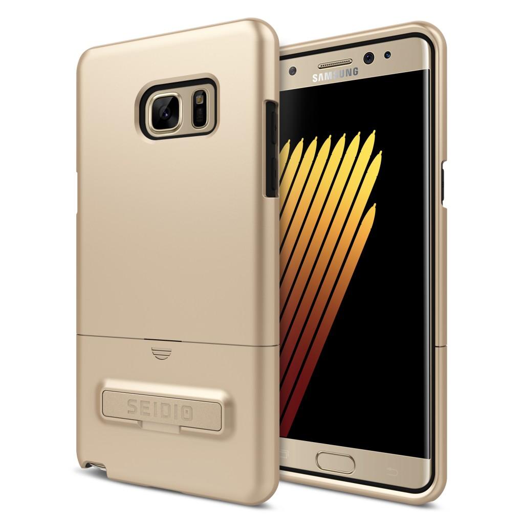 SEIDIO New SURFACE™ 都會時尚雙色保護殼 for Samsung Note7