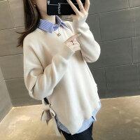 韓版針織衫兩件套毛衣(5色F碼)*ORead*-OREAD-自由風格-流行女裝