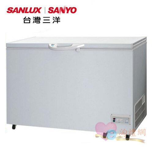 <br/><br/>  淘禮網 SANLUX 台灣三洋  415公升環保冷凍櫃 SCF-415T<br/><br/>