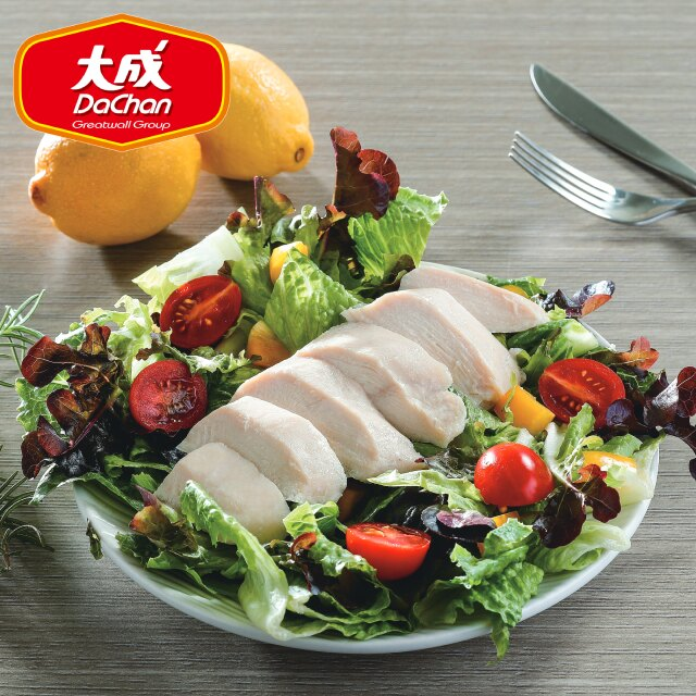 大成食品 ︱舒迷輕食嫩雞胸肉125g (單包一片) 經典原味 舒肥 低溫 健身