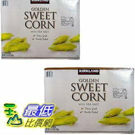 [COSCO代購] W599002 科克蘭 顆粒玉米罐 432公克 X 12入/組 (4組)