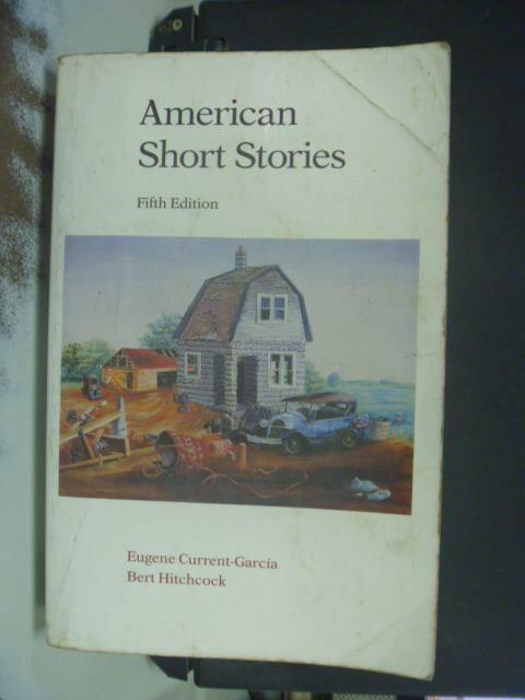 【書寶 書T6/原文小說_GFB】American Short Stories_Eugen