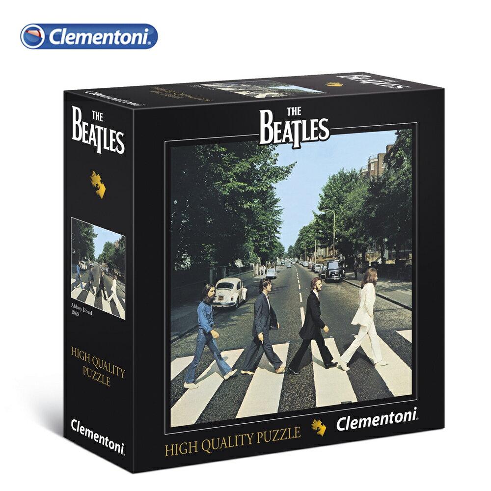 義大利~Clementoni~ 拼圖~披頭四 Abbey Road ^(289pcs^)