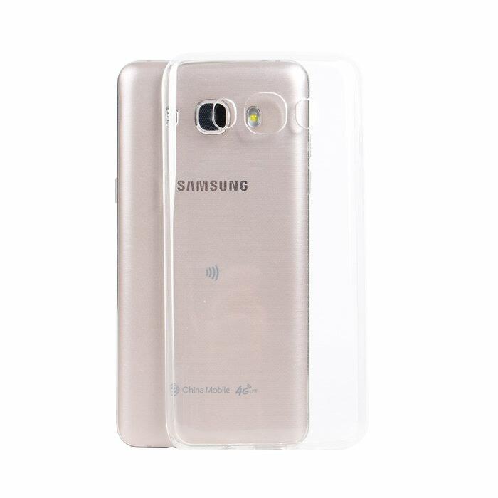 Ultimate-Samsung J5 2016 極致超薄點紋軟質三星手機果凍套防摔背蓋 保護殼 手機殼 手機軟殼 清水套