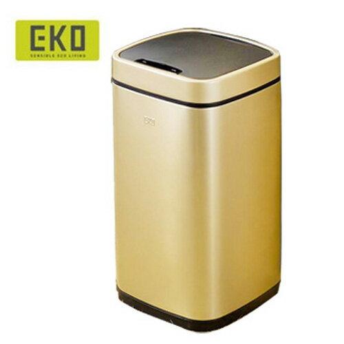 EKO 臻美自動感應垃圾桶-9L(香檳金) - 限時優惠好康折扣