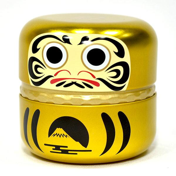 不倒翁罐裝靜岡抹茶15包日本製