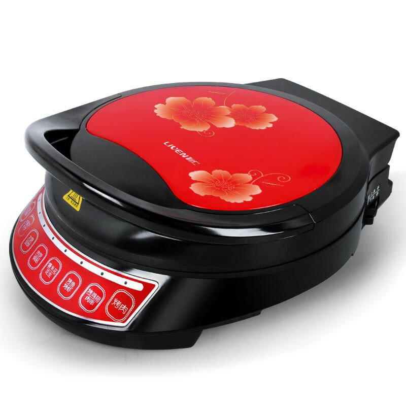現貨免運 利仁110V烙餅機 電餅鐺 雞蛋仔機 電餅鍋 點心機 燒烤鍋 披薩鍋 蛋糕機 薄餅煎鍋 母親節禮物