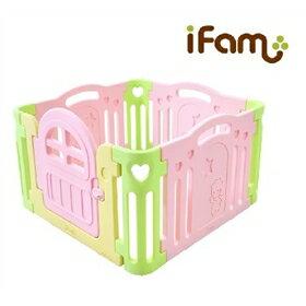 韓國【Ifam】 BaBy Room 遊戲圍欄 (粉色) 0