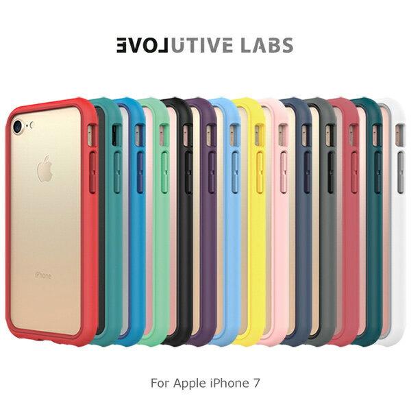 強尼拍賣~ Evolutive Labs Apple iPhone 7 4.7吋 犀牛盾防摔框 邊框殼 邊框