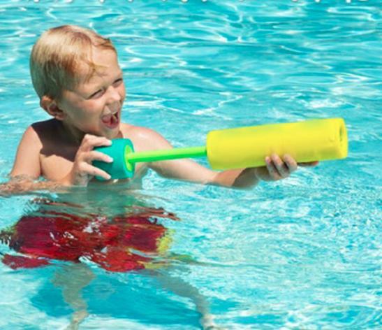 寶貝屋 EVA水槍 泡棉水槍 圓形水槍 水槍 ST安全玩具 兒童玩具 圓形海綿水槍 造型水槍 玩具水槍 抽拉水槍