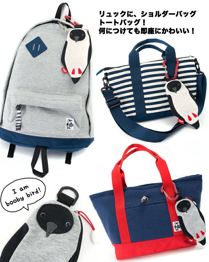 日本CHUMS  /  IG爆款 紅腳鰹鳥外型證件夾 零錢包  -日本必買 日本樂天代購( 2586 )。滿額免運 4