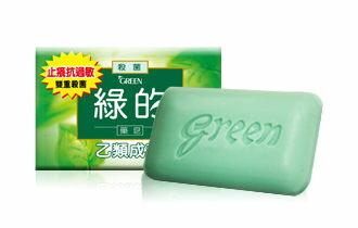 【GREEN綠的藥皂】