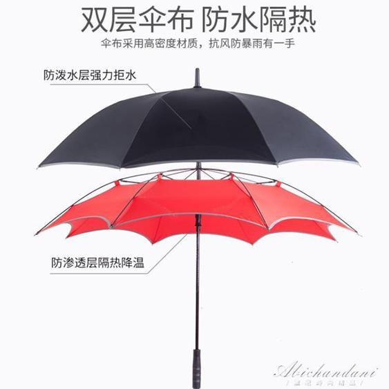 雨傘男女雙層自動大號超大加固防風商務傘雙人三人廣告定制長柄傘
