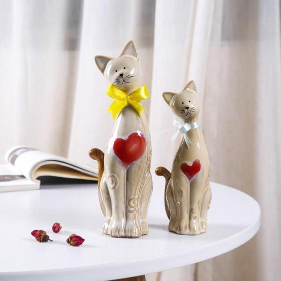 裝飾品擺件 家居飾品創意小擺件個性禮物客廳酒柜裝飾少女心房間臥室可愛擺件