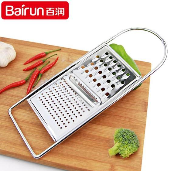 餐具不銹鋼刨刀蔬菜刨絲器多用刨擦絲器菜切絲器家用廚房多功能