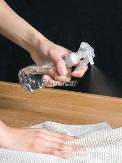 噴霧瓶噴壺清潔專用酒精消毒噴瓶細霧狀分裝便攜塑料小空瓶