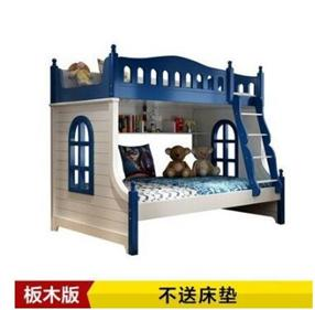 上下鋪高低床實木成人雙層床組合多功能雙人子母床男孩二層兒童床