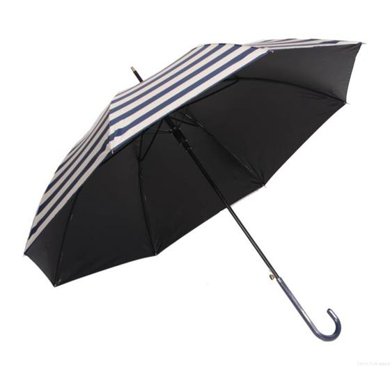 晴雨兩用自動傘防曬紫外線傘學生韓國黑膠遮陽晴雨傘長柄太陽傘女  YTL