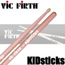 【非凡樂器】美國專業品牌 Vic firth kidsticks 胡桃木 兒童鼓棒『兒童專用』粉紅色