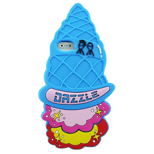 FENICE:【Candies】EvaPinkland聯名款冰淇淋(藍)-IPhone66S
