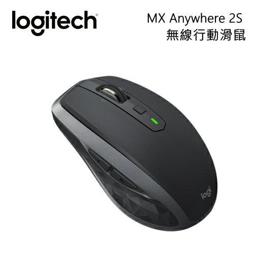 [領券折$100] 羅技 MX Anywhere 2S 無線行動滑鼠 羅技FLOW跨電腦控制 可快速充電【Sound Amazing】